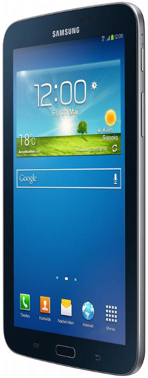 """Tablette Samsung Galaxy Tab 3 7"""" 8Go Wi-Fi + Etui/Support Port Kobe - Noir"""