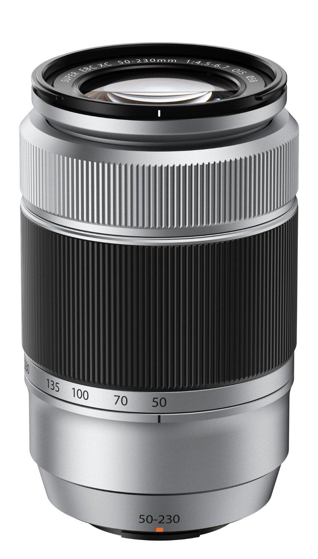Objectif  Fujifilm Fujinon XC 50-230mm f/4.5-6.7 OIS - Gris (Avec ODR 100€)