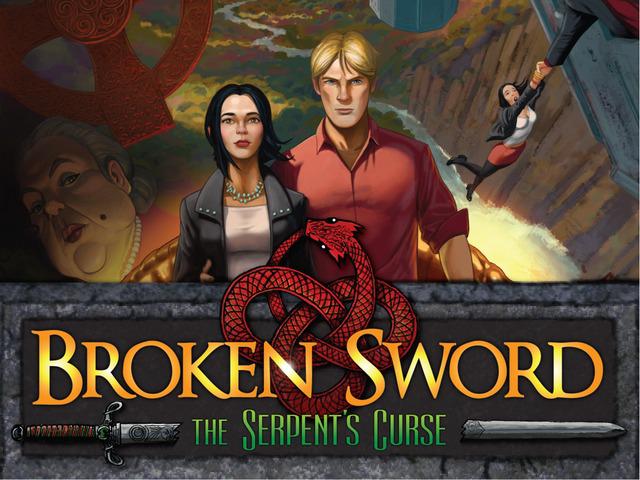 Bundle Broken Sword Classics : 4 jeux sur PC (Dématérialisé)