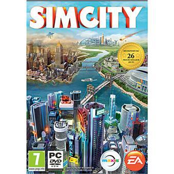 Jeu SimCity sur PC / MAC