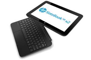 "Tablette convertible HP Slatebook 10.1"" - 10-h040ef x2 (avec ODR 100€)"