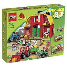Sélection de Lego en promo - Ex : Lego Duplo - Super Pack 3 en 1