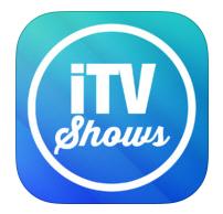 Application iOS iTV Shows 3 gratuite (au lieu de 2,69€)