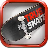Application iOS True Skate gratuite (au lieu de 1,79€)