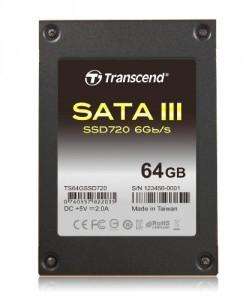 SSD Transcend - 64GB