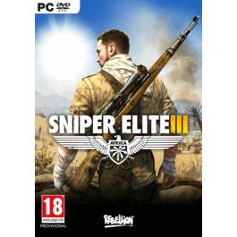 Jeu PC Sniper Elite III Afrika (dématérialisé - Steam)