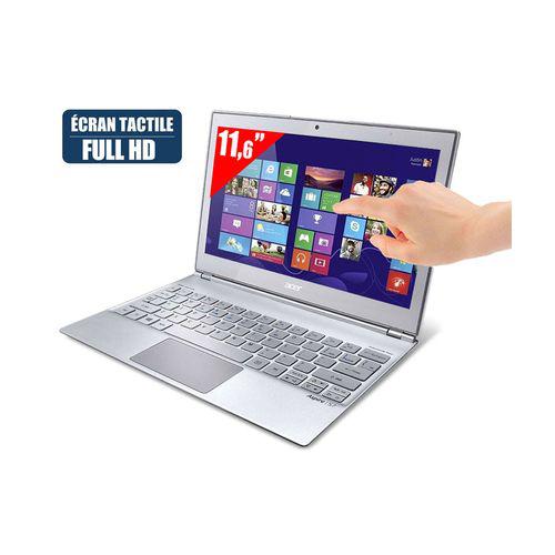 "Ultrabook Acer Aspire 11,6"" S7-191-73534G12ass Tactile Full HD  i7-3537U"