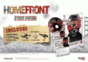 Homefront Edition Collector spéciale Fnac - PC