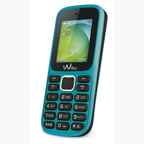 téléphone portable Wiko Lubi 2 Bleu dual sim,radio