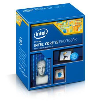 Jusqu'à 45€ remboursés pour l'achat simultané d'une carte mère et d'un processeur Intel Core i5 4670K ou 4770K