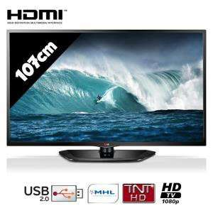 "TV 42"" LG 42LN5400 Direct LED Full HD"