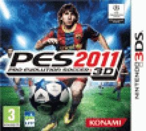 PES 2011 3DS
