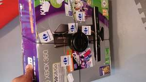 Pack Console Xbox 360  250go + Capteur Kinect