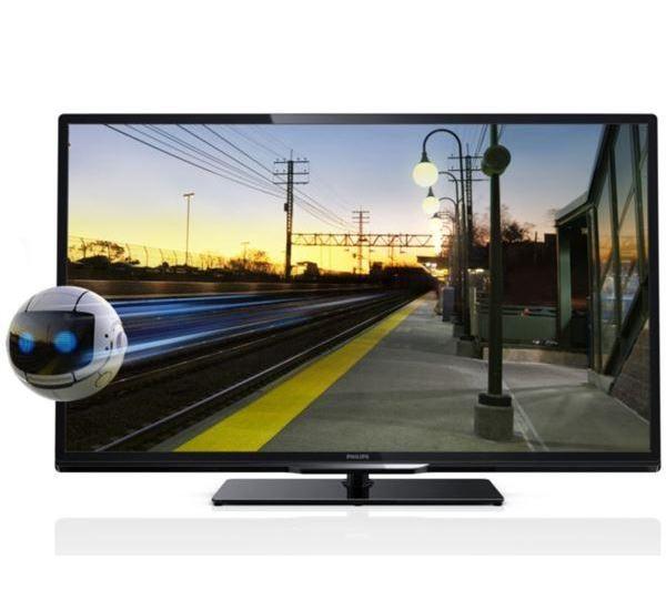 """TV LED 55"""" Philips 55PFL4308H 3D Full HD"""