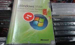 Logiciel Windows Vista