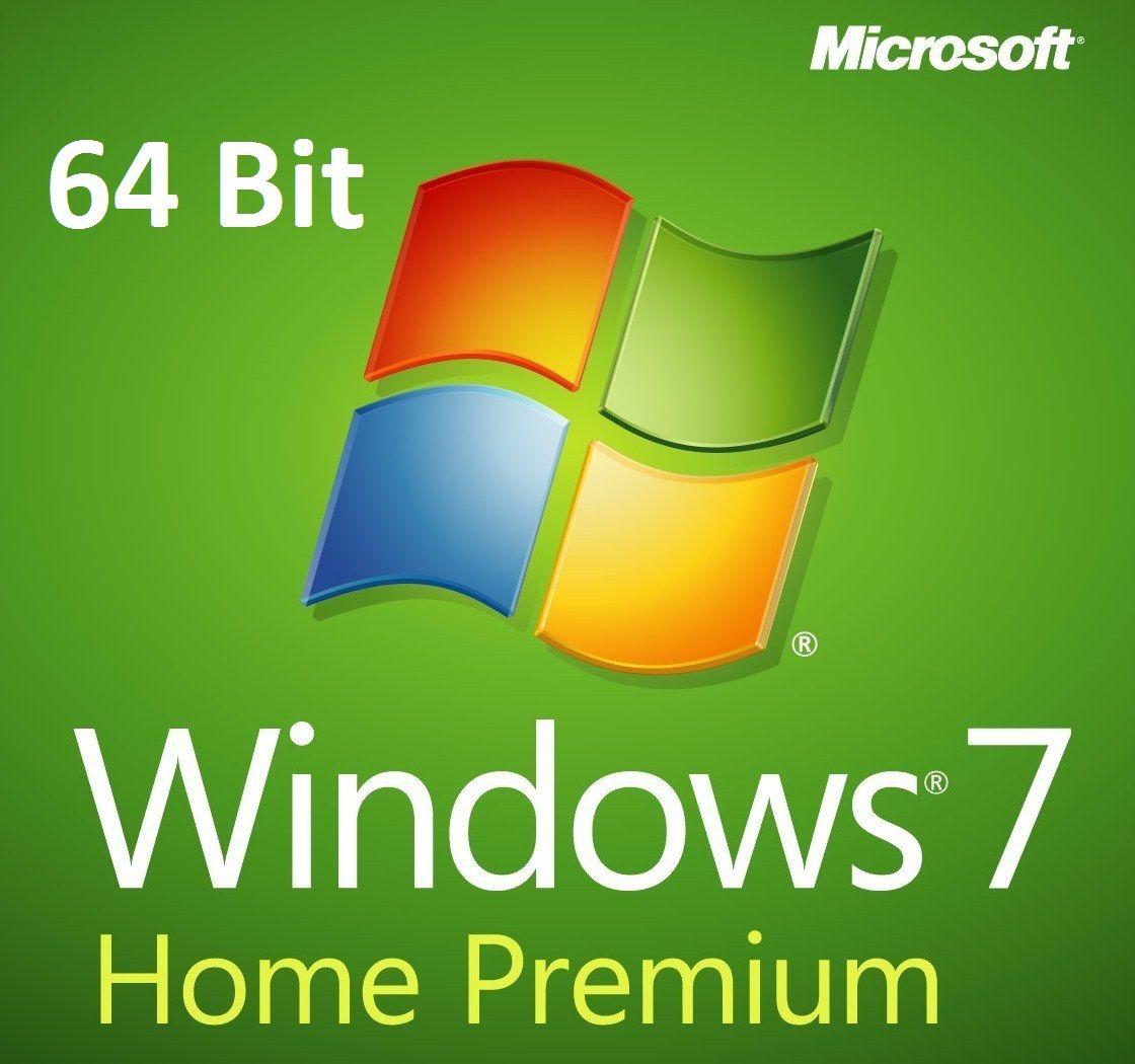 Logiciel Windows 7 Premium 64 Bits OEM