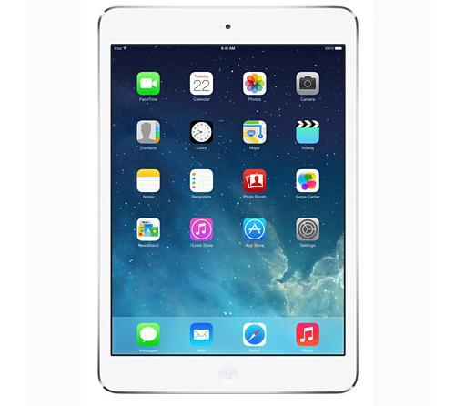 """15% de réduction sur les articles Apple non soldés - Ex: Tablette 7.9"""" Apple iPad Mini Retina 16 Go WiFi Argent"""