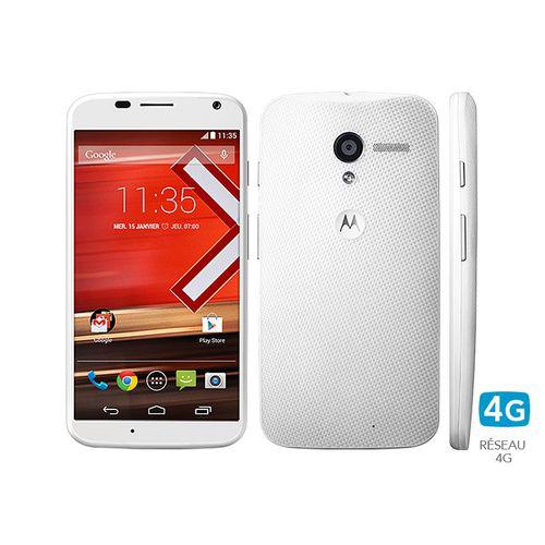"Smartphone 4,7"" Motorola Moto X - Blanc"