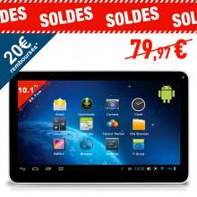 "Tablette 10.1"" Takara MID101W 4 Go Dual Core (Avec ODR de 20€)"