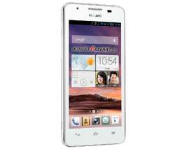 "Smartphone 4.5"" Huawei Ascend G525 Blanc"