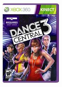 Dance Central 3 sur XBOX 360 (kinect)
