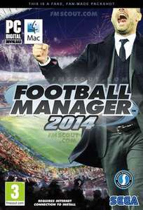 Football Manager 2014 sur PC/Mac/Linux