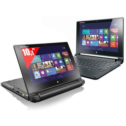 """Ultra Portable 10,1"""" Lenovo Flex 10 tactile - 2 Go de ram + Microsoft Office Famille"""