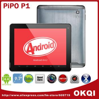 tablette RK3288 la Pipo P1