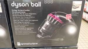 Aspirateur Dyson DC37 Animal Turbine 1300W Bac 2L 81dB