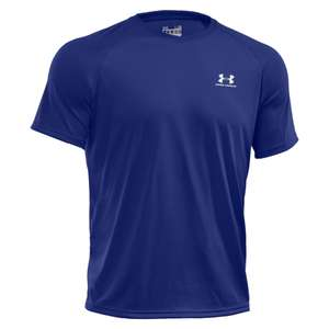 T-Shirt manches courtes Under Armour - Gris ou Bleu