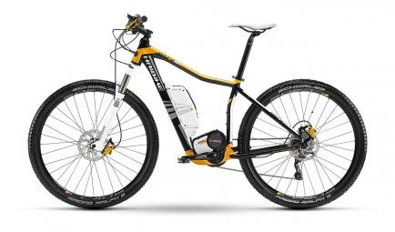 Vélo Complet Electrique Haibike 2014 Xduro SL 29'' Noir/Orange