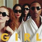 Album CD Pharrell Williams: Girl