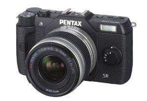 Appareil photo Pentax Q10 Kit compact hybride 12,4 Mpix Noir + Objectif 5-15 mm f/2.8-4.5