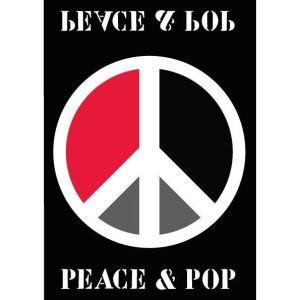 Tapis Pop Peace & Pop - Natacha.B 80*140 cm