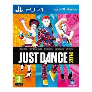 Just Dance 2014 sur PS4