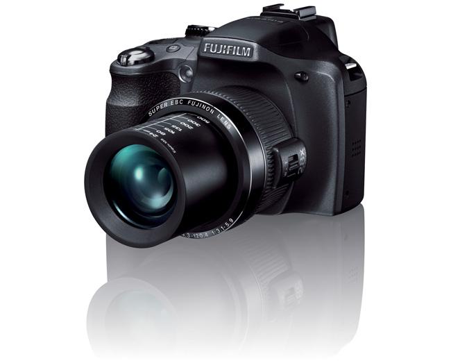 Appareil Photo Bridge Fujifilm SL285: 14 Mpix, Zoom x28