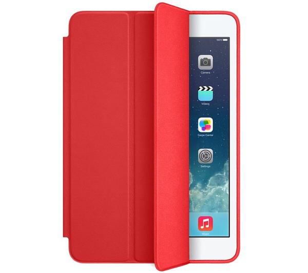 Housse Apple Smart Case rouge - Pour iPad mini