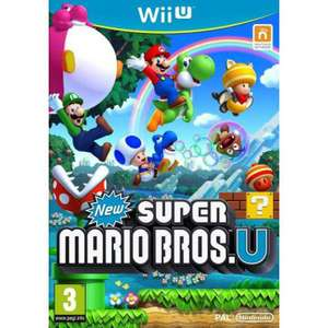 New Super Mario Bros U sur Wii U