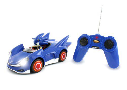 Véhicule Miniature RadioCommandé 611M - Knuckles ou Sonic
