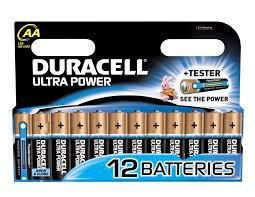 Sélection de piles Duracell en soldes - Ex : 12 piles AAA