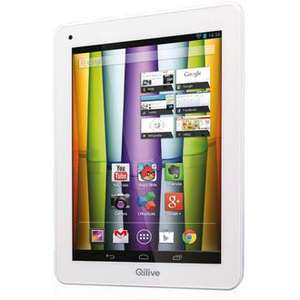 "Tablette Tactile QiLive 8QC - Ecran 8"" IPS, Quadcore, RAM 1Go"