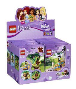 Lego Friends - 6029277 - Jeu de Construction - Boîte de 24 Sachets