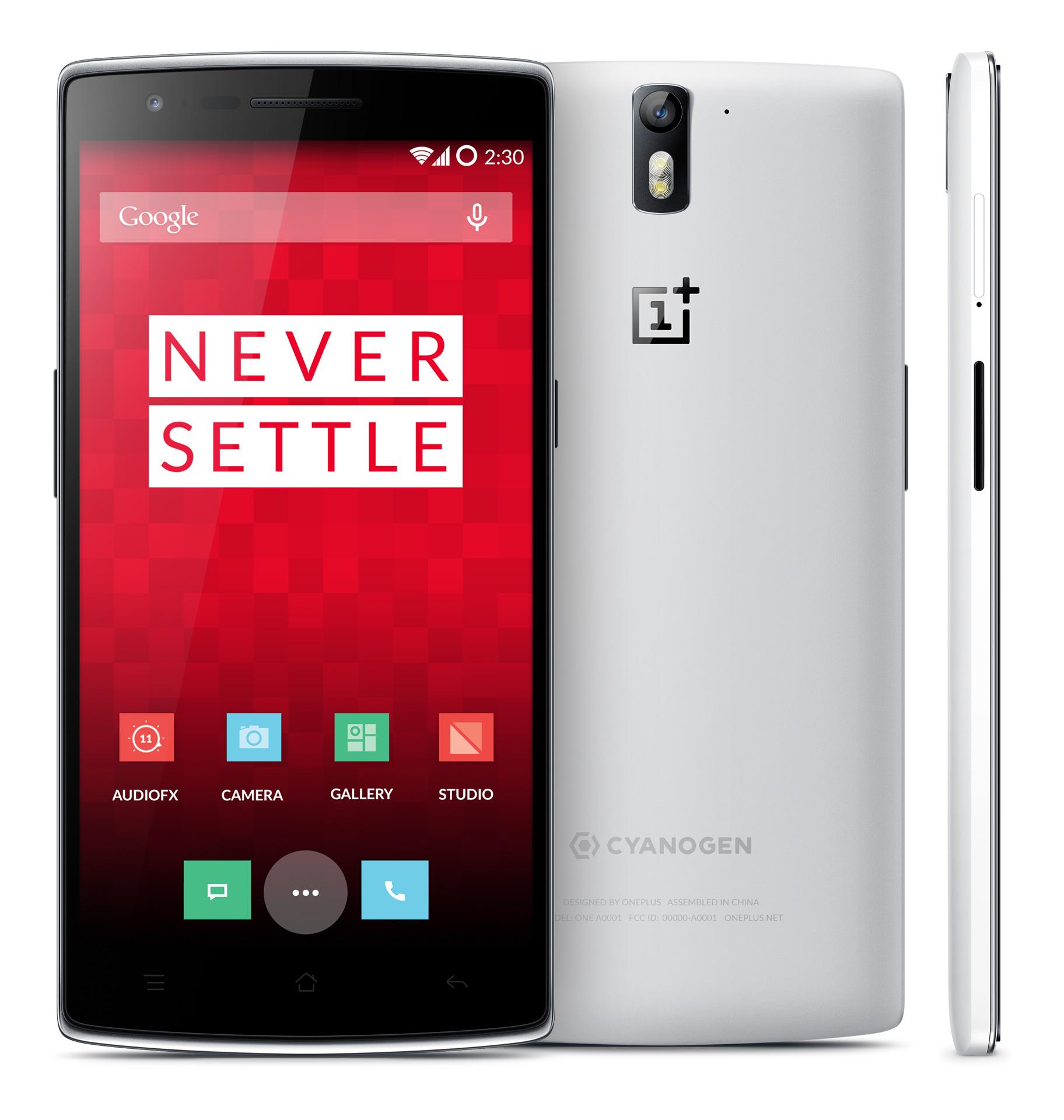 "Smartphone One Plus One - Ecran 5,5"", 16 Go, 4G, 1080P, 13MP, CyanogenMod"