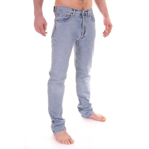 Jeans homme Levi's 501 bleu