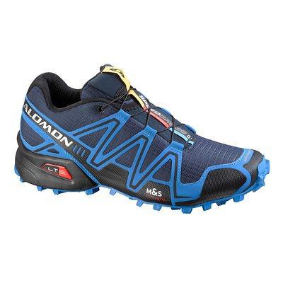Chaussure Speedcross 3 bleu salomon