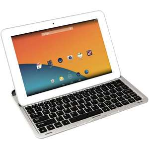 Tablette QiLive MID 10 Blanc + clavier