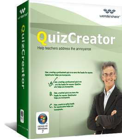 Logiciel Wondershare QuizCreator gratuit