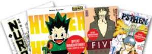 1 Manga Kana offert pour l'achat de 2 Mangas des éditions Kana