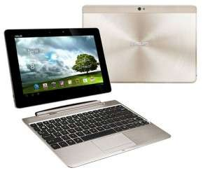 Asus EeePad Transformer TF700T 64Go - Champagne + Station d'accueil