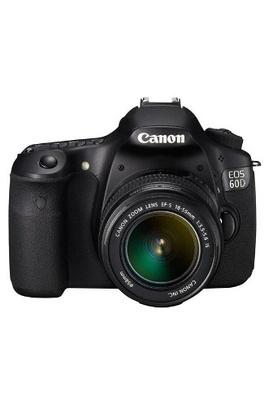 Reflex Canon EOS 60D + objectif 18-55 IS 2